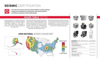 Seismic Certification