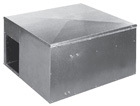 LO-PRO: Low Profile High Pressure Roof Exhaust Ventilator