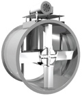 Propeller Inline: Tube Axial Fans