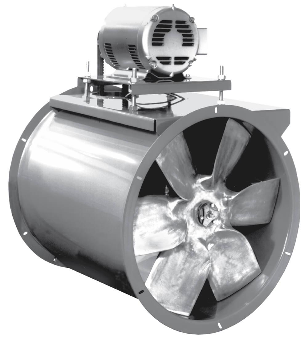 12 Axial Fan : Af tube axial fan