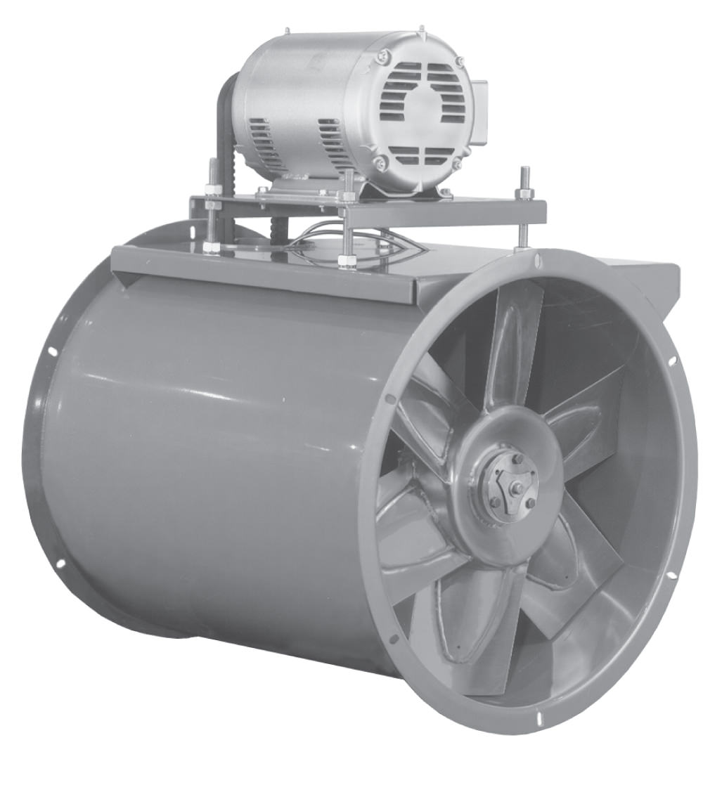 Axial Fan Systems : Af tube axial fan