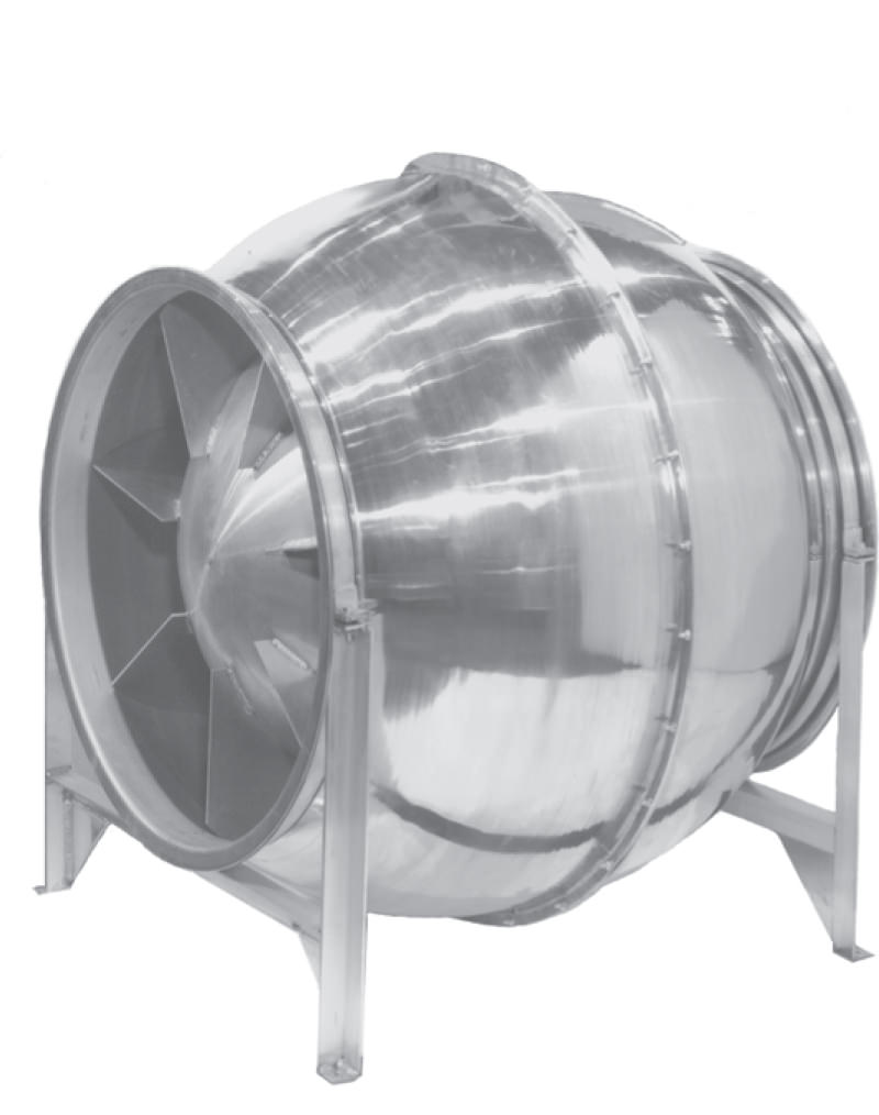 Propeller Hooded H Series Fans