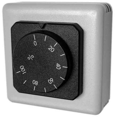 Fan Speed Control for EC Motors