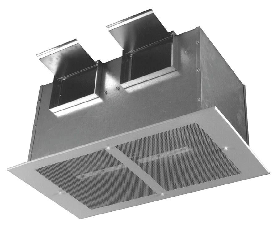 Gemini Centrifugal Ceiling Wall Cabinet Fan
