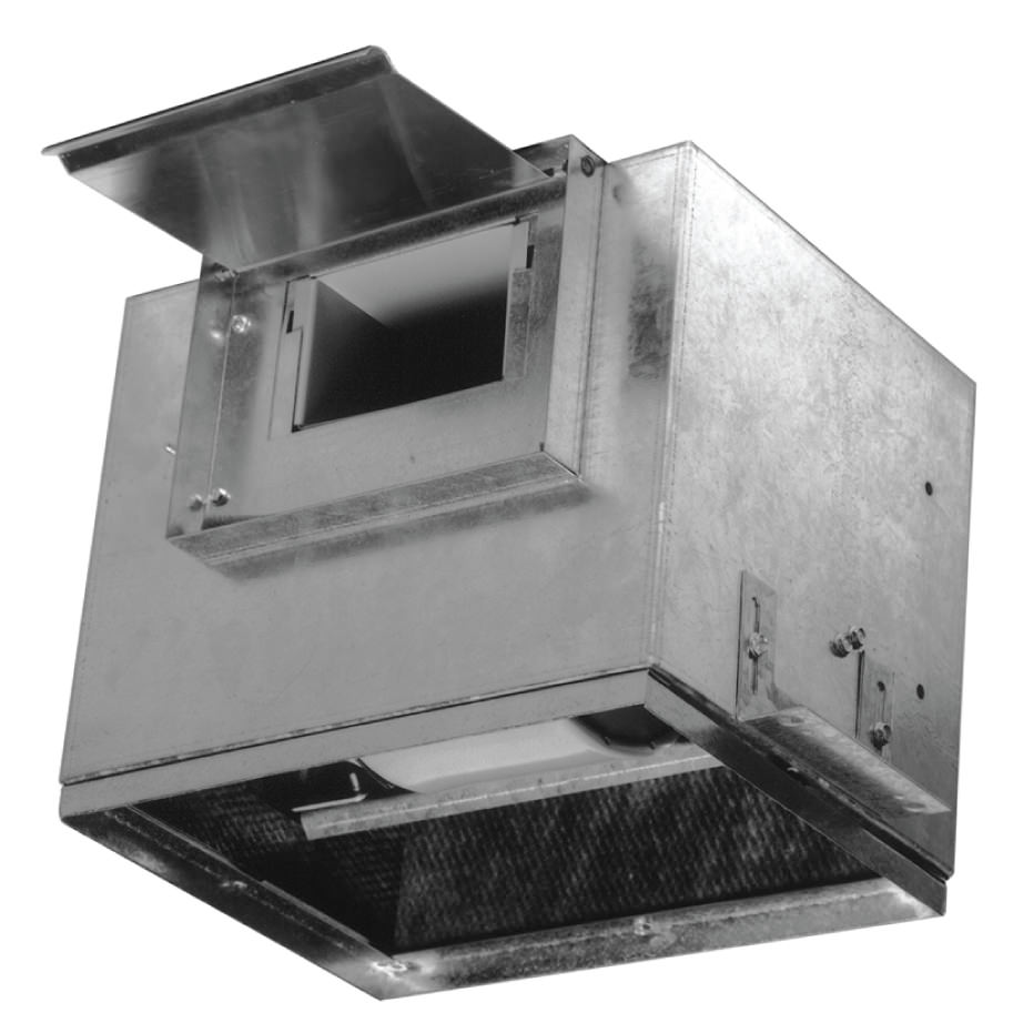 Cook bathroom exhaust fans -  Gemini 200 Inline