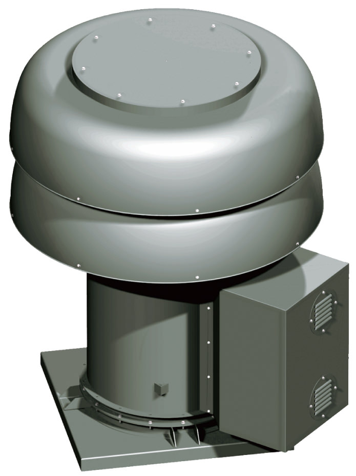 QMX: Mixed-Flow Blowers