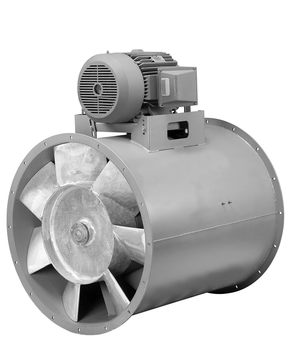 VA: Fixed Pitch Vane Axial Fan