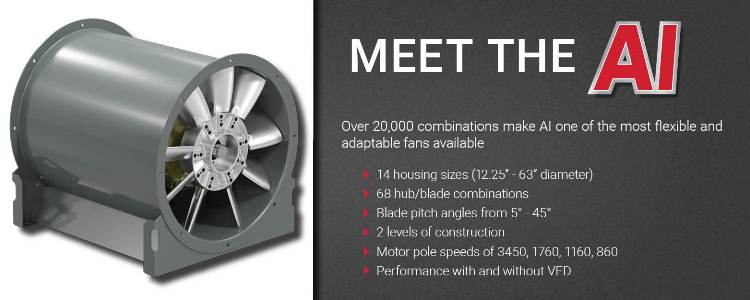 LOREN COOK COMPANY :A leader in the design and manufacturing of fans