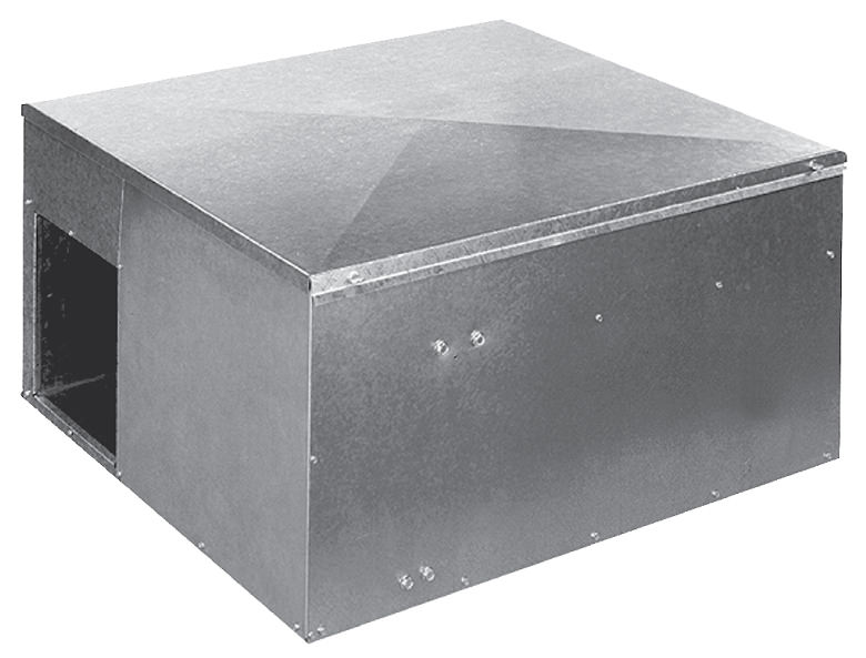 Lo Pro Low Profile High Pressure Roof Exhaust Ventilator